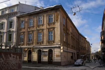 Вул. Краківська, 11. Загальний вигляд будинку
