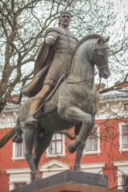 Пам'ятник Данилові Галицькому на пл. Галицькій