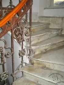 Prosp. Shevchenka, 21. The main staircase detail