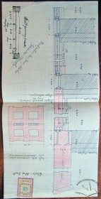Drafts of the boundary wall
