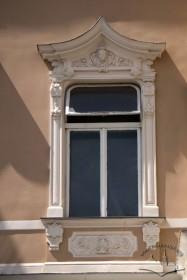 Prosp. Shevchenka, 10. A 2nd floor window