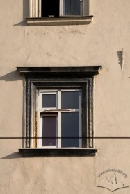 Пл. Ринок, 21. Вікно ІІІ-го поверху