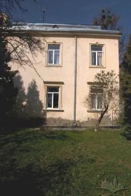 Вул. Личаківська, 49. Східний фасад будинку
