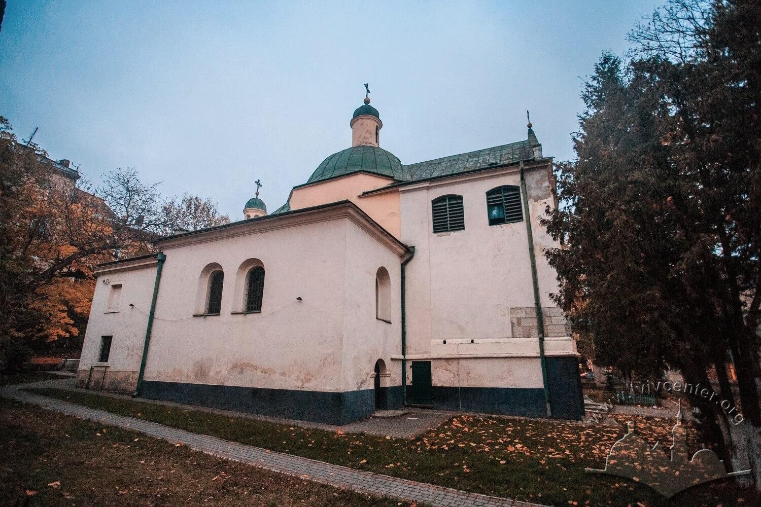 Vul. Khmelnytskoho, 28. Southern facade/Photo courtesy of Nazarii Parkhomyk, 2015