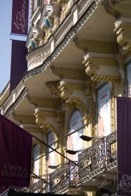 Просп. Свободи, 27. Балкони ІІ-го і ІІІ-го поверхів