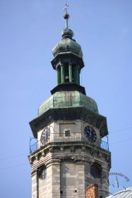 Pl. Soborna, 3. The tower