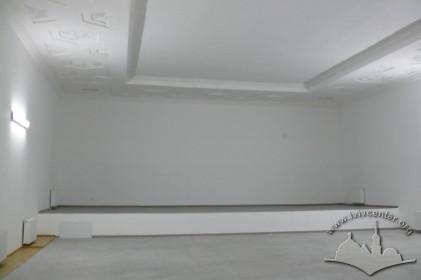 Вул. Личаківська, 131. Інтер'єр колишнього глядацького залу