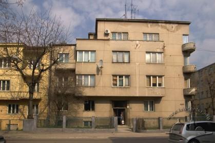 Вул. Котляревського, 40. Головний фасад