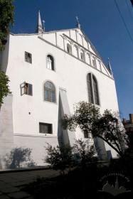 Вул. Вічева, 2. Бічний (західний) фасад