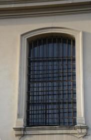 Vul. Bandery, 8. A 1st story aisle window