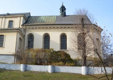 Vul. Bandery, 8. The church's apse