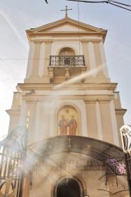 Вул. Личаківська, 82. Вид на головний фасад