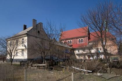 Vul. Zamarstynivska, 134. A view from the southeast