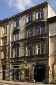 Vul. Ruska, 4. The building's principal facade.