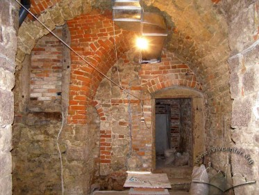 Vul. Ruska, 4. Basement in the front part of the house