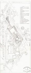 Схема генерального плану академічного містечка