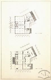 План 2 і 3-го поверхів, план 5-го поверху