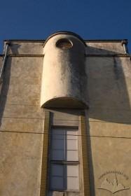 Вул. Тютюнників, 1. Еркер 3 пов. на північному фасаді