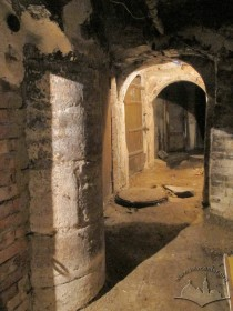Vul. Ruska, 8. Interior of the cellar