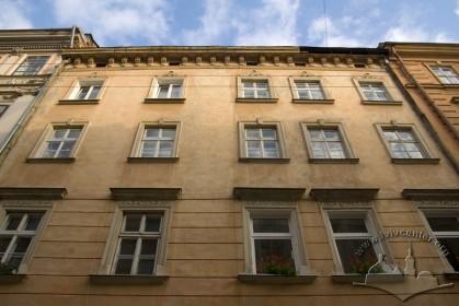 Вул. Вірменська, 25. Фрагмент головного фасаду (рівень 2-4 пов.)