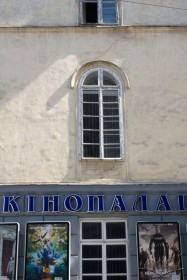 Vul. Teatralna, 22. A 2nd floor window