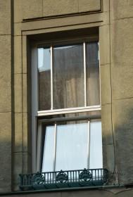 Вул. Костюшка, 6. Вікно 2-го поверху