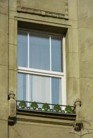Вул. Костюшка, 6. Вікно 3-го поверху