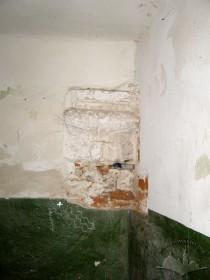 Вул. Староєврейська, 10. Ренесансний білокам'яний підп'ятник склепіння