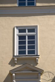 Pl. Rynok, 1. A 3rd floor window