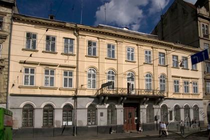 Пл. Соборна, 6. Головний фасад