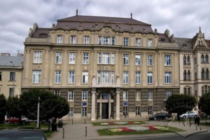 Prosp. Shevchenka, 17-19. The principal facade