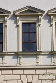 Vul. Bandery, 12. A typical 2nd storey window