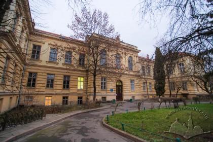Vul. Pekarska, 52. The Hygiene and Pharmacology Building