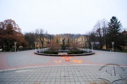 Vul. Pekarska, 52. A general view of the Medical University's ensemble