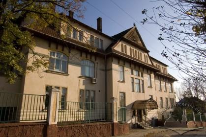 Вул. Личаківська, 107. Західний фасад