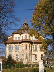 Вул. Личаківська, 107. Головний (південний) фасад
