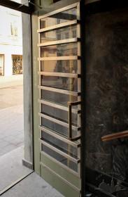 Vul. Halytska, 21. The main entrance doors