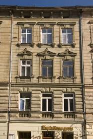 Пл. Генерала Григоренка, 1а. Фрагмент північно-західного фасаду