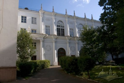 Vul. Pekarska, 50. Part of the rear facade