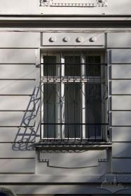 Вул. Академіка Богомольця, 11. Вікно 1-го пов.