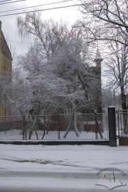 Вул. Котляревського, 47. Вид на головний фасад