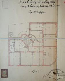 Проект будинку. План 3-го поверху