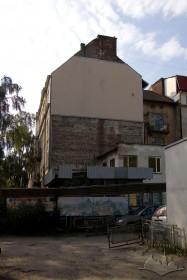 Вул. Генерала Чупринки, 60. Вид на тильний фасад