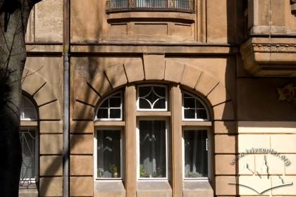 Вул. Левицького, 11a. Вікно 1-го поверху