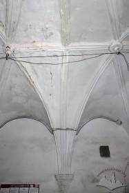 Vul. Virmenska, 35. The passageway vaults