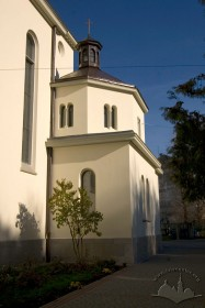 Вул. Личаківська, 175. Одна з каплиць храму