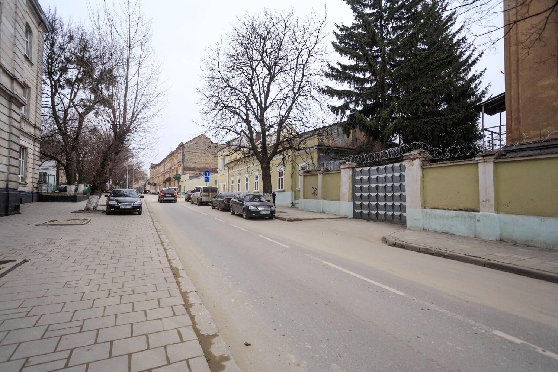 Vul. Zhovkivska, 11. The Radio-Repair Plant of Lviv. Ferdynand Pietsch's machine production was located here previously/Photo courtesy of Nazarii Parkhomyk, 2015