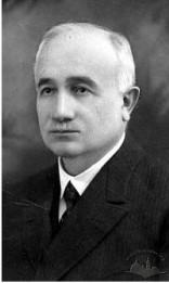 """Władysław Stesłowicz. Photo from journal  """"Ilustrowany Kurier Codzienny"""", 1922"""
