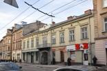 Vul. Zelena, 9. In 1900 Władysław Stesłowicz lived in this apartment building.