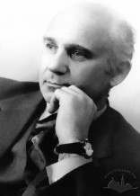 В'ячеслав Секретарюк. Фото з архіву В. Секретарюка
